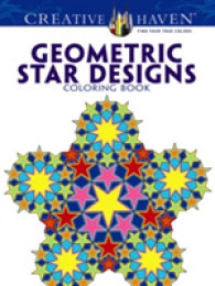 Books Kinokuniya Geometric Star Designs Adult Coloring Book