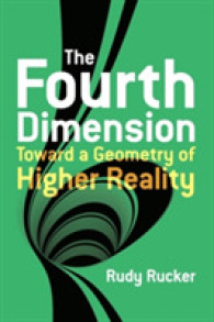 Link to an enlarged image of The Fourth Dimension toward a Geometry of Higher Reality (Dover Books on Science) (Reprint)