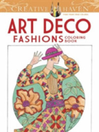 Books Kinokuniya Art Deco Fashions Adult Coloring Book Creative
