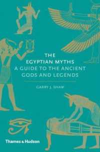 Link to an enlarged image of The Egyptian Myths : A Guide to the Ancient Gods and Legends