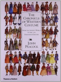 Link to an enlarged image of The Chronicle of Western Costume : From the Ancient World to the Late Twentieth Century