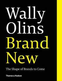 Link to an enlarged image of Brand New : The Shape of Brands to Come