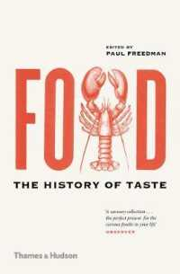 Link to an enlarged image of Food : The History of Taste -- Paperback / softback