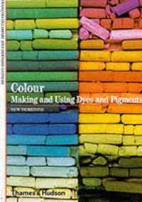 Link to an enlarged image of Colour: Making and Using Dyes and Pigments (New Horizons)