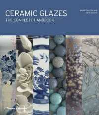 Link to an enlarged image of Ceramic Glazes: The Complete Handbook