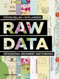 Link to an enlarged image of Raw Data: Infographic Designers' Sketchbooks