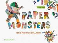 Link to an enlarged image of Paper Monsters : Make Monster Collages! (CSM Spiral HA)