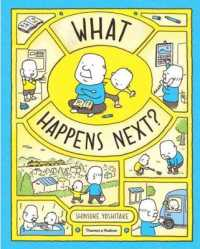 Link to an enlarged image of What Happens Next? -- Hardback