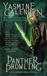 Link to an enlarged image of Panther Prowling (Otherworld)