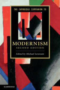 Link to an enlarged image of The Cambridge Companion to Modernism (Cambridge Companions to Literature) (2nd)