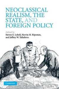 Link to an enlarged image of Neoclassical Realism, the State, and Foreign Policy