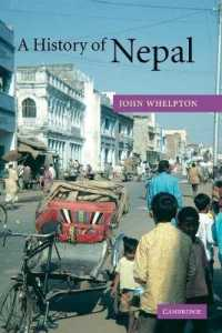 Link to an enlarged image of A History of Nepal