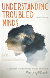 Link to an enlarged image of Understanding Troubled Minds Updated Edition : A guide to mental illness and its treatment -- Paperback / softback