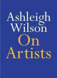 Link to an enlarged image of On Artists -- Paperback / softback
