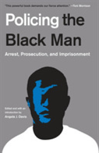 Link to an enlarged image of Policing the Black Man : Arrest, Prosecution, and Imprisonment (Reprint)