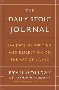 Link to an enlarged image of The Daily Stoic Journal : 366 Days of Writing and Reflection on the Art of Living (GJR)