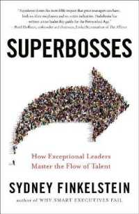 Link to an enlarged image of Superbosses : How Exceptional Leaders Master the Flow of Talent (Reprint)
