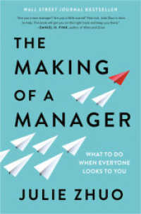 Books Kinokuniya: Making of a Manager : What to Do When