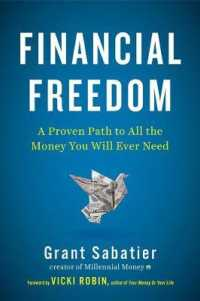 Link to an enlarged image of Financial Freedom : A Proven Path to All the Money You Will Ever Need