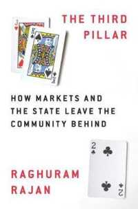 Link to an enlarged image of The Third Pillar : How Markets and the State Leave the Community Behind