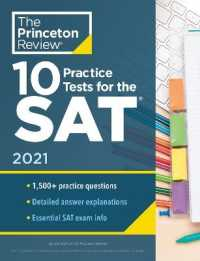 Link to an enlarged image of 10 Practice Tests for the Sat 2021 : Extra Prep to Help Achieve an Excellent Score (Practice Tests for the Sat (Princeton Review))