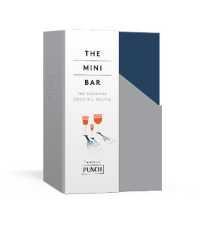Link to an enlarged image of The Mini Bar (8-Volume Set) : 100 Essential Cocktail Recipes; 8 Notebook Set