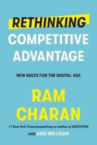 Rethinking Competitive Advantage 9780525575603
