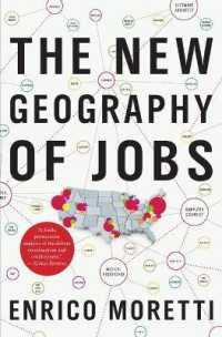 Link to an enlarged image of The New Geography of Jobs (Reprint)