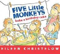 Link to an enlarged image of Five Little Monkeys Bake a Birthday Cake (Five Little Monkeys) (BRDBK)