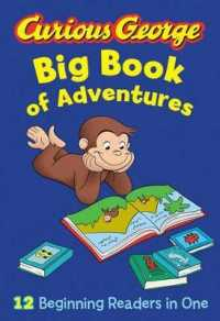 Link to an enlarged image of Curious George Big Book of Adventures (Curious George)