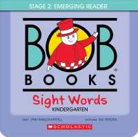 Link to an enlarged image of Sight Words (10-Volume Set) : Kindergarten (Bob Books) (BOX)