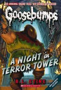 Link to an enlarged image of A Night in Terror Tower (Goosebumps) (Reissue)