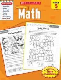 image of Scholastic Success with Math, Grade 5