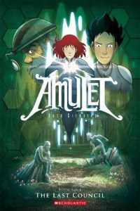 Link to an enlarged image of Amulet 4 : The Last Council (Amulet) (Original)