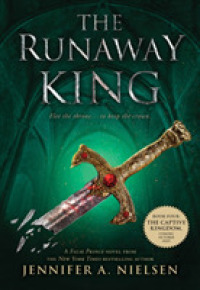 Link to an enlarged image of The Runaway King ( Ascendance Trilogy 2 ) (Reprint)