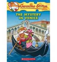Link to an enlarged image of The Mystery in Venice (Geronimo Stilton) (Reissue)