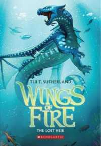 Link to an enlarged image of The Lost Heir ( Wings of Fire 2 )