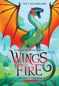 Link to an enlarged image of The Hidden Kingdom ( Wings of Fire 3 ) (Reissue)