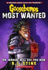 Link to an enlarged image of Dr. Maniac Will See You Now (Goosebumps Most Wanted)