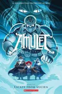 Link to an enlarged image of Amulet 6 : Escape from Lucien (Amulet)