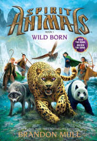 Link to an enlarged image of Wild Born ( Spirit Animals 1 )