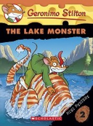 Link to an enlarged image of The Lake Monster (Geronimo Stilton Mini Mystery #2)