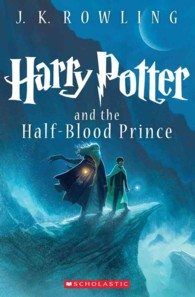 Link to an enlarged image of Harry Potter and the Half-Blood Prince (Harry Potter) (Reprint)
