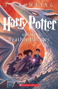 Link to an enlarged image of Harry Potter and the Deathly Hallows (Harry Potter) (Reprint)
