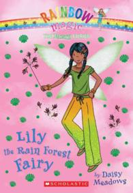 Link to an enlarged image of Lily the Rain Forest Fairy (Rainbow Magic)
