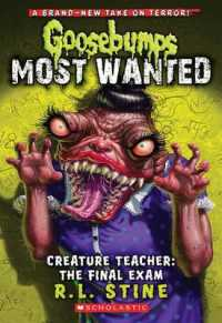 Link to an enlarged image of Creature Teacher : The Final Exam (Goosebumps Most Wanted)