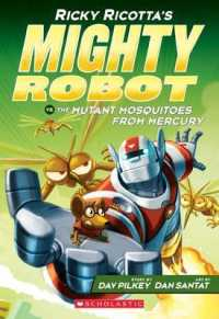 Link to an enlarged image of Ricky Ricotta's Mighty Robot vs. the Mutant Mosquitoes from Mercury ( Ricky Ricotta 2 ) (Reprint)