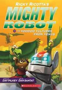 Link to an enlarged image of Ricky Ricotta's Mighty Robot vs. the Voodoo Vultures from Venus ( Ricky Ricotta 3 ) (Revised)