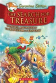 Link to an enlarged image of The Search for Treasure (Geronimo Stilton and the Kingdom of Fantasy)