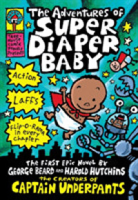 Link to an enlarged image of The Adventures of Super Diaper Baby (Adventures of Super Diaper Baby)